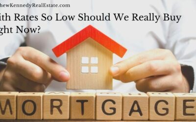 With Rates So Low Should We Really Buy Right Now?
