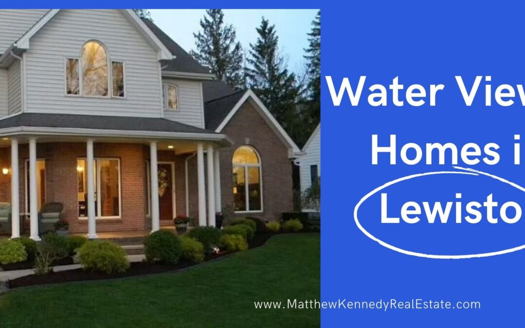 Water View Homes in Lewiston NY