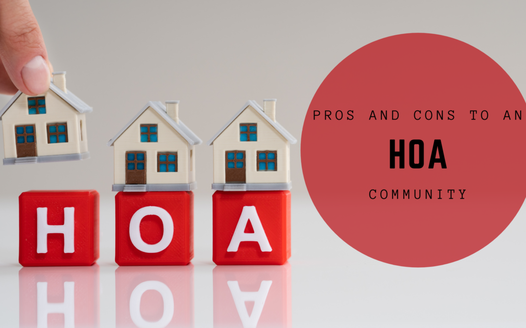 Pros and Cons to an HOA Community