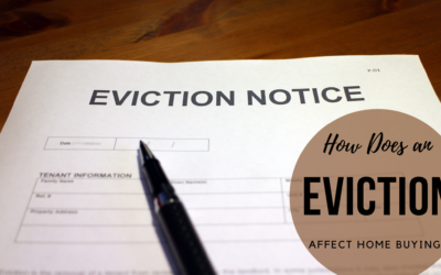 How Does an Eviction Affect Home Buying?