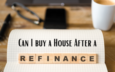 I Just Refinanced, Can I Buy a New House?