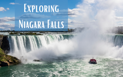 Niagara Falls State Park Attracts Tourists and Locals