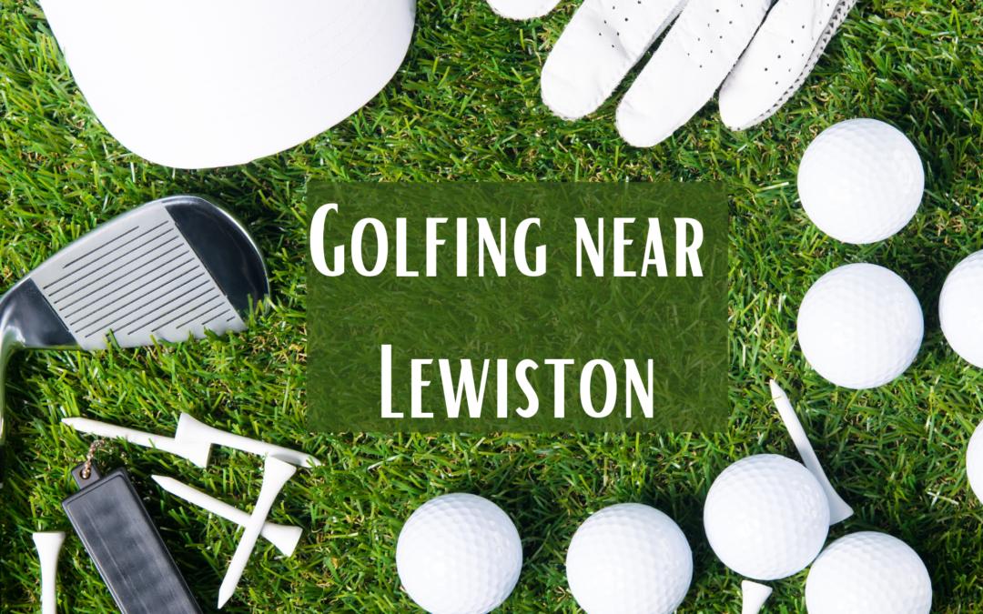 golfing in lewiston