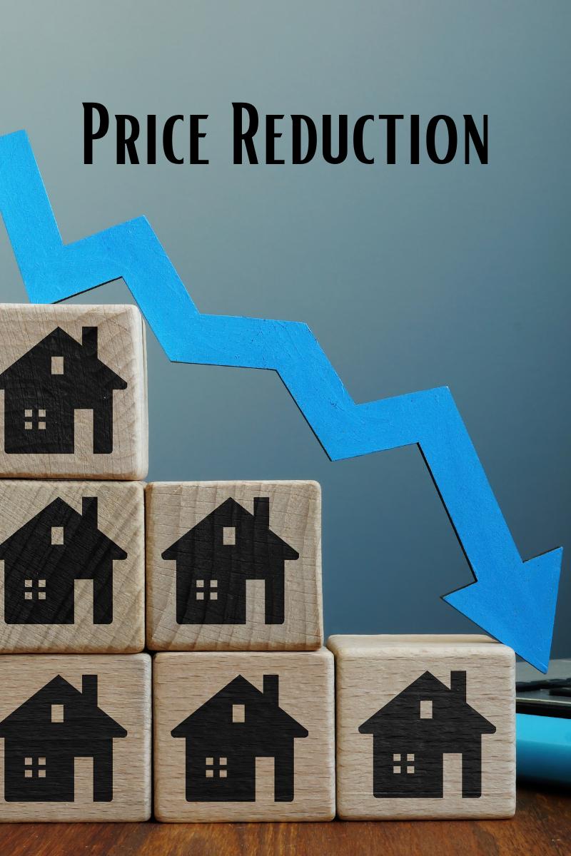 price reduction
