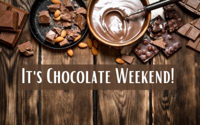 It's Chocolate Weekend in Medina!
