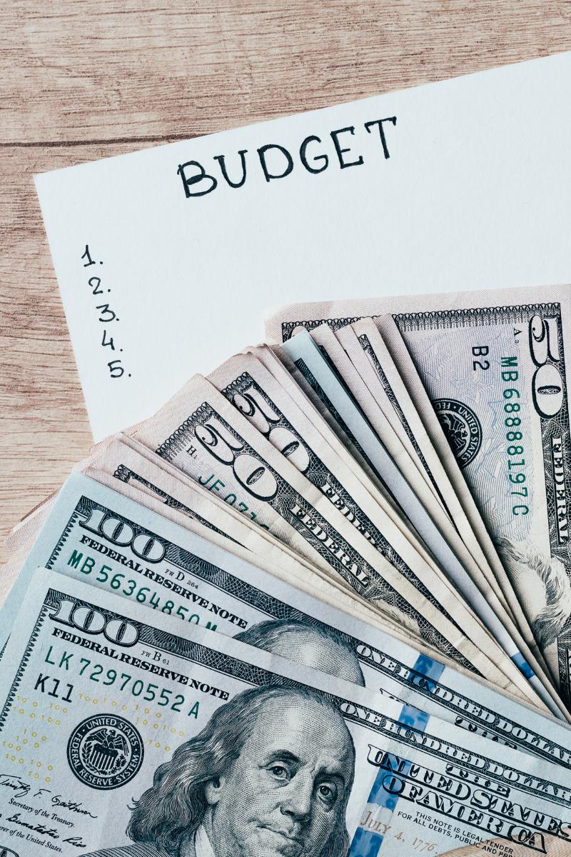 homebuyers budget