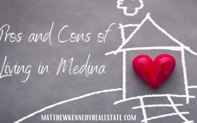 Pros and Cons to Living in Medina